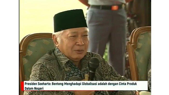 Presiden Soeharto ramal kondisi Indonesia tahun 2020, sudah diingatkan tahun 1995, sudah mulai terbukti?