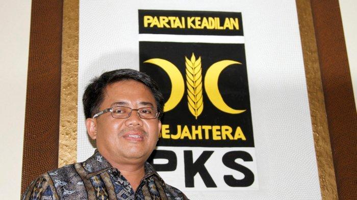 Presiden Partai Keadilan Sejahtera (PKS), Sohibul Iman.