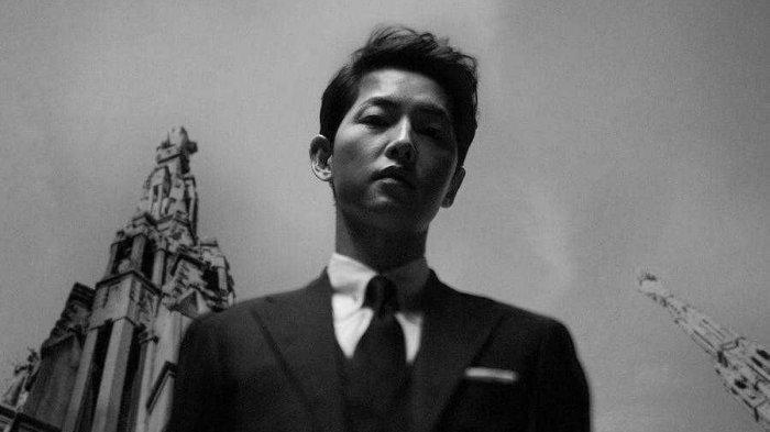 Song Jong Ki di drama 'Vincenzo'
