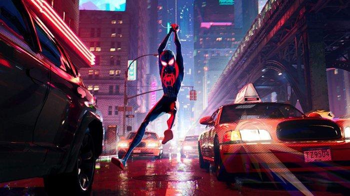 Film Spider Man Into The Spider Verse 2018 Tribunnewswiki Com Mobile