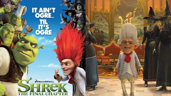 Film Shrek Forever After 2010 Tribunnewswiki Com Mobile