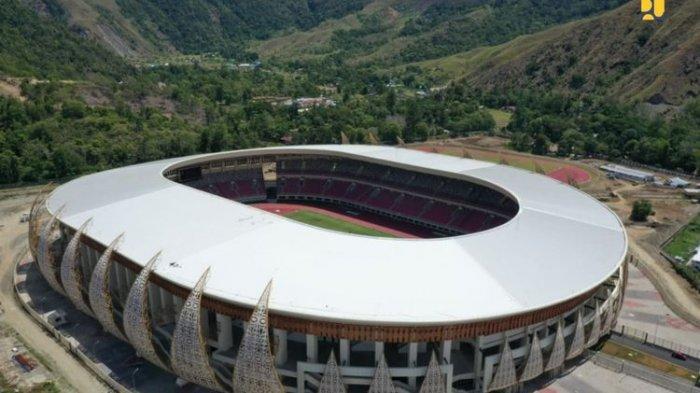stadion papua bangkit ini