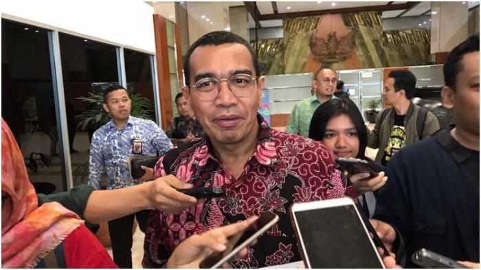 Staf Khusus Menteri BUMN, Arya Sinulingga di DPR RI, Jakarta, Selasa (25/2/2020).