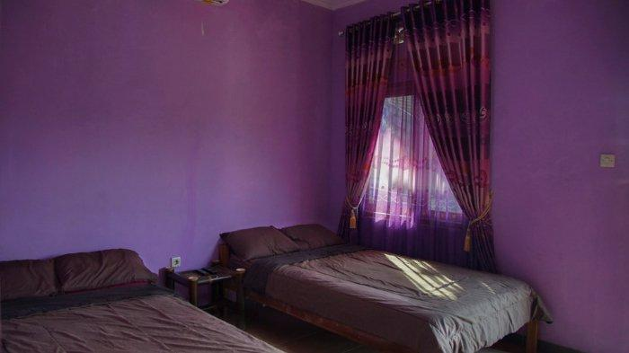 Standard Twin Room Omah Sundak