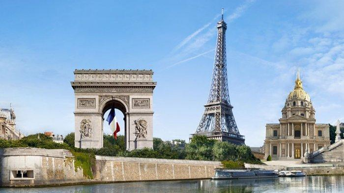 ILUSTRASI - Info beasiswa S1 S2 di Prancis.