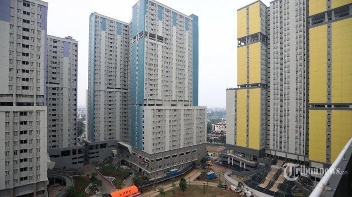 ILUSTRASI - Suasana Wisma Atlet Kemayoran, Jakarta Pusat, Jumat (11/9/2020). Rencananya pemerintah akan membuka Tower 5 atau menara tambahan di Rumah Sakit Darurat (RSD) Wisma Atlet Kemayoran untuk tempat isolasi dan pengobatan pasien Covid-19 tanpa gejala atau OTG.