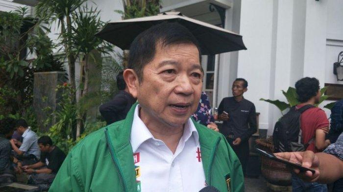 Menteri Perencanaan Pembangunan Nasional/Kepala Bappenas, Suharso Monoarfa.
