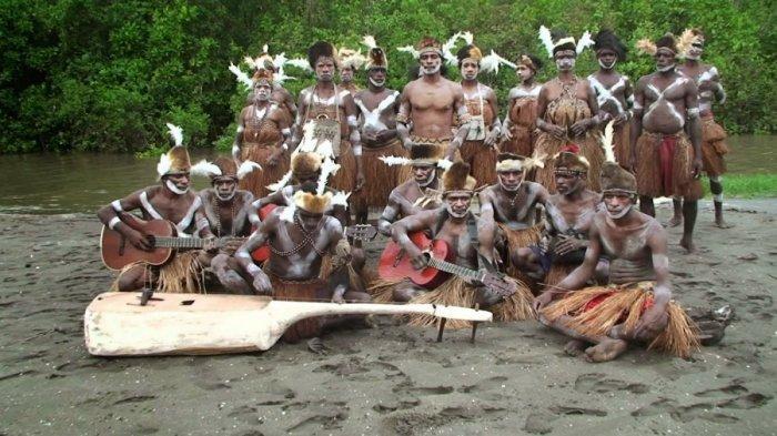 Suku Asmat, suku asli Papua