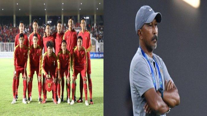 Loloskan Indonesia Ke Piala Asia U 19 2020 Fakhri Husaini Pamit Dari Timnas Halaman All Tribunnewswiki Com