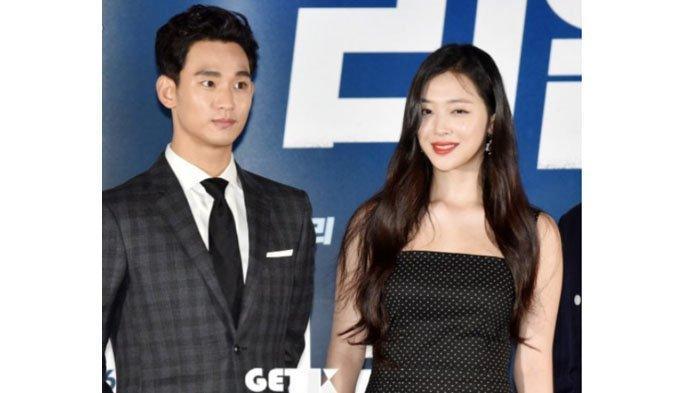 Kim Soo Hyun dan Sulli