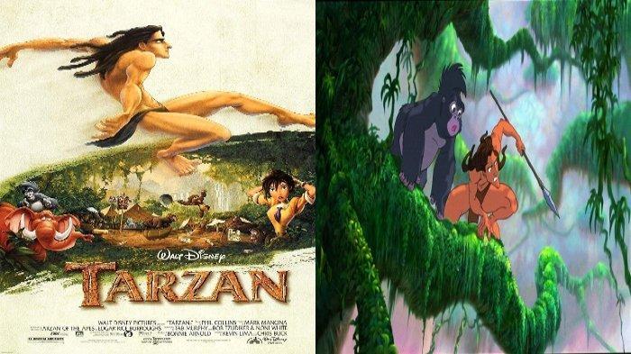 Film Tarzan 1999 Tribunnewswiki Com Mobile