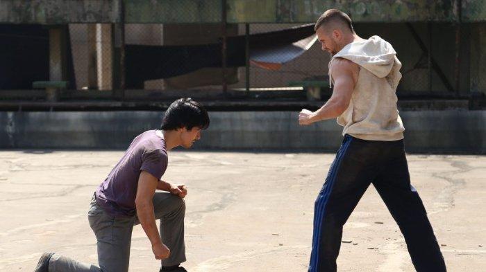 Salah satu adegan di dalam film