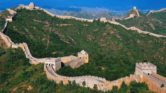 Ada 20 fakta menarik dan mitos pembangunan kemegahan Tembok Besar China.