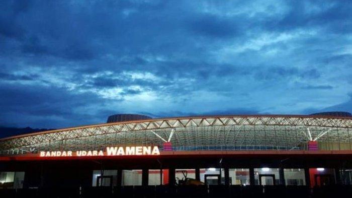 Terminal Bandara Wamena Jayawijaya, Papua.(Dok/Kementerian Perhubungan.)