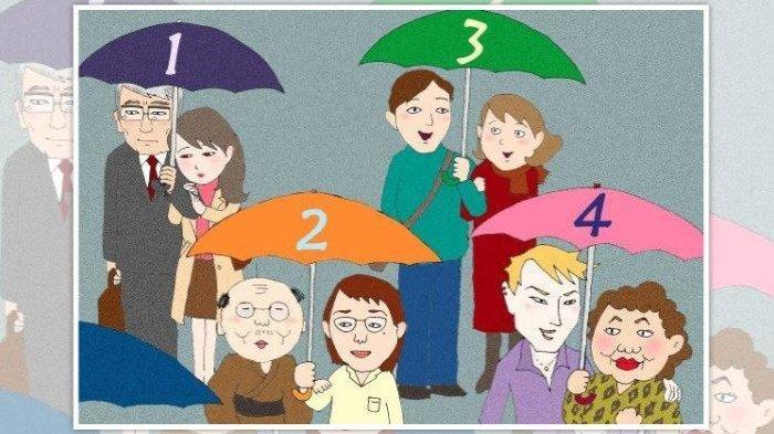 Tes Kepribadian - Penilaian Seperti Apa yang Berhasil Kamu Tangkap dengan Mata? Temukan Pasangan yang Tengah Berselingkuh di Dalam Gambar Ini