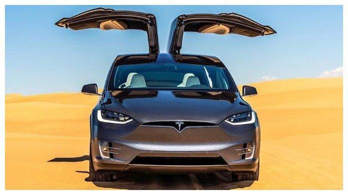 Tesla Model X Tribunnewswiki Com Mobile