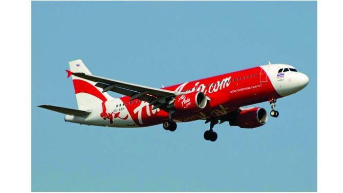 Thai AirAsia A320-200, jenis pesawat yang sama yang mesinnya terbakar pada Kamis (5/9/2019) malam saat berangkat Male, ibukota Maladewa.