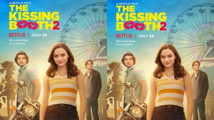 Poster film The Kissing Booth 2 (2020)
