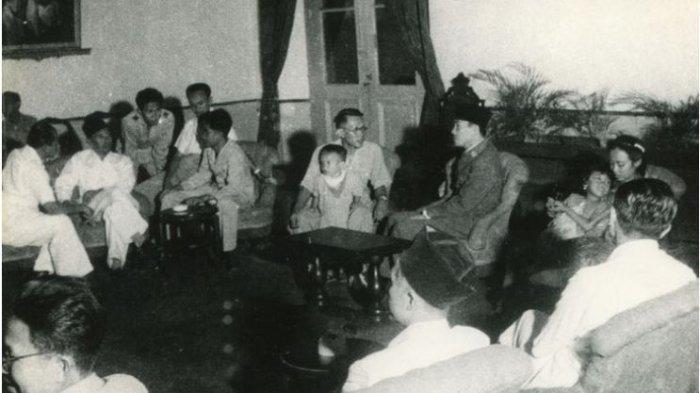 Syafruddin Prawiranegara dan Soekarno