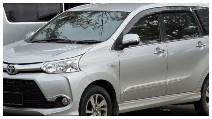 Ilustrasi - Toyota Avanza bekas.