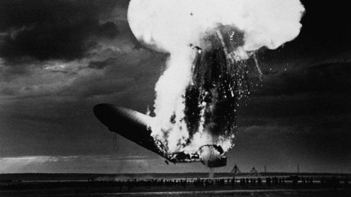 Tragedi Hindenburg 6 Mei 1937