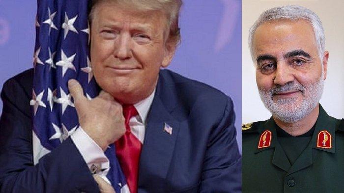 Bagaimana Donald Trump bisa izinkan Militer AS bunuh pemimpin pasukan Quds, Iran, Mayor Jenderal Qasem Soleimani?