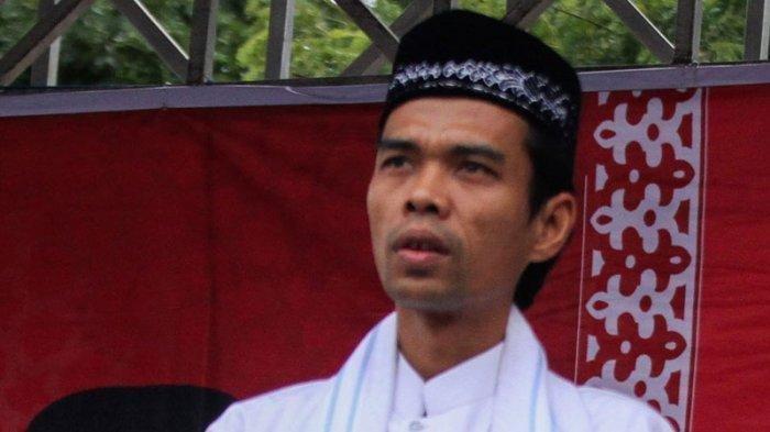 Penjelasan Ustadz Abdul Somad Tentang Hukum Mencium Istri ...