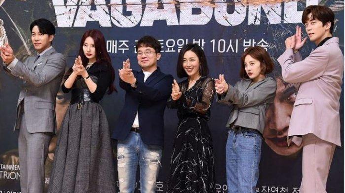 Para pemain drama Korea Vagabond