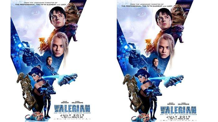 Sinopsis Valerian And The City Of A Thousand Planets Malam Ini 20 00 Wib Di Trans Tv Tribunnewswiki Com Mobile