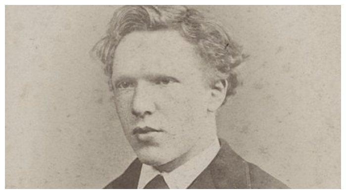 Vincent van Gogh tahun 1873