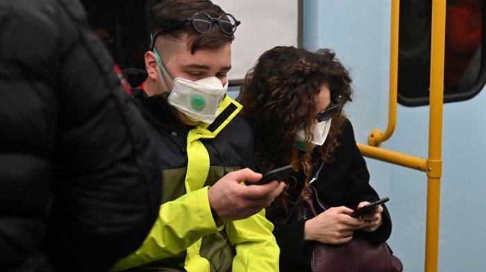 Virus Corona menyebar sampai di Italia. Dua orang meninggal dunia dari total 30 kasus. Pemerintah lokal menyarakan warganya untuk mengenakan masker saat berada di luar rumah.