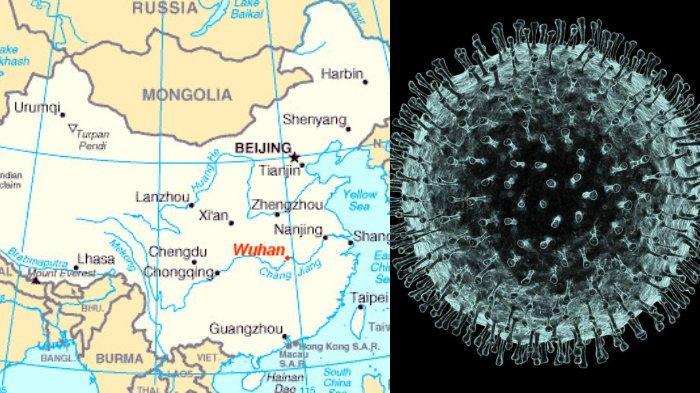 China resmi mengonfirmasi wabah virus wuhan yang disebabkan karena virus korona jenis baru ini dapat menular antar-manusia