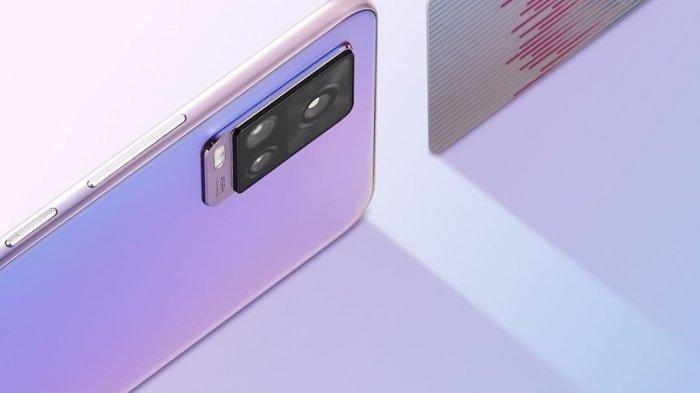 Vivo V20 yang akan segera diluncurkan di Indonesia.