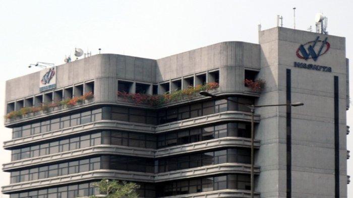Kantor utama PT Waskita Karya (Persero) di Waskita Building, Jl. Letjen MT Haryono Kav. No 10, Cawang - Jakarta 13340.