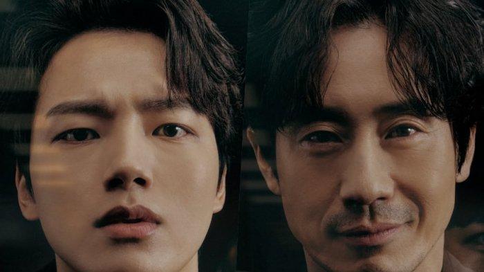 Yeo Jin Go dan Shin Ha Kyun dalam 'Beyond Evil'.