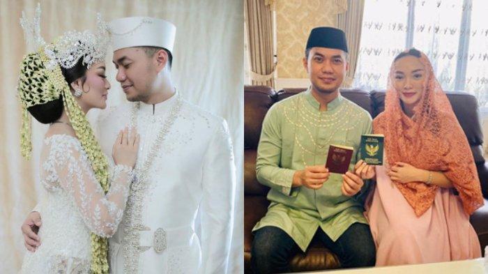 Zaskia Gotik dan Sirajuddin Mahmud lakukan ijab kabul ulang dan resmi menikah secara negara setelah sebelumnya resmi menikah secara agama pada bulan April 2020.