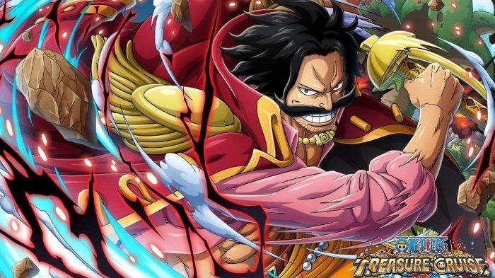 Raja Bajak Laut Gol D Roger di One Piece