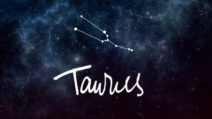 Simbol zodiak Taurus.