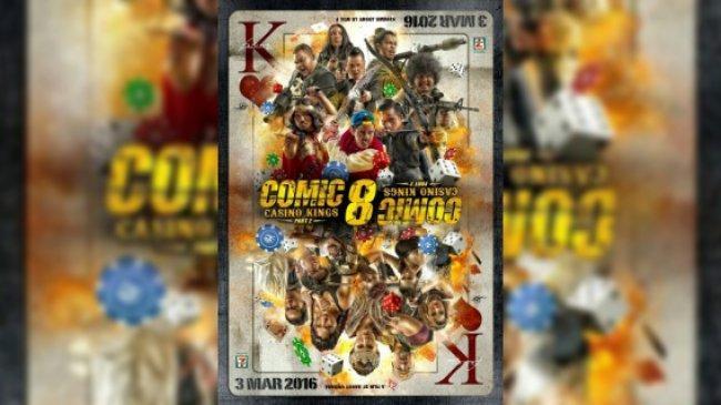 Film Comic 8 Casino Kings Part 1 2015 Tribunnewswiki Com Mobile