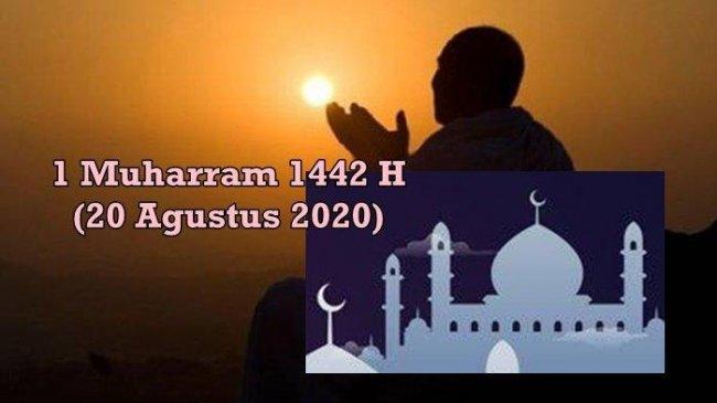 25 Ucapan Selamat Tahun Baru Islam 1442 H Dalam Bahasa Indonesia Dan Inggris Bagikan Di Medsos Tribunnewswiki Com Mobile