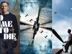 11 Film Blockbuster yang Paling Ditunggu di Tahun 2020, James Bond, Tenet hingga Top Gun: Maverick