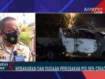 Pelaku Penyerangan Polsek Ciracas Diduga Berjumlah Lebih dari 100 Orang