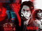 6 Drama dan Film Korea yang Akan Tayang di Viu Bulan Juni 2021, Voice 4 hingga A Frozen Flower