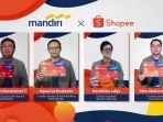 Bank Mandiri, Shopee, dan Visa Hadirkan Mandiri Kartu Kredit Shopee, Nikmati Promo dan Keuntungannya