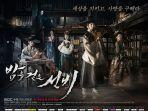 Drama Korea - Scholar Who Walks the Night (2015)