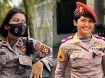 Jadi Kapolsek Wanita Termuda di Indonesia, Ini Sosok IPDA Yulanda Alvaleri, Polwan Tegas & Humble