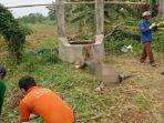 Jasad Perempuan di Lampung Ditemukan di dalam Sumur, Diduga Dibunuh oleh Suami Siri