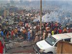 Kebakaran Besar Hanguskan Kamp Pengungsi Rohingya di Bangladesh, 400 Orang Dinyatakan Hilang