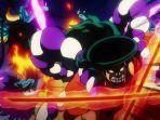 Jadwal dan Link Nonton One Piece 972 Sub Indo: Oden Berhasil Lukai Tubuh Kaido dan Alami Hal Tragis
