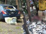 Aksi Heroik Satpam Gereja Katedral Makassar Adang Pelaku Bom Bunuh Diri yang Nekat Masuk Naik Motor